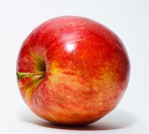 No, not that sort of apple!