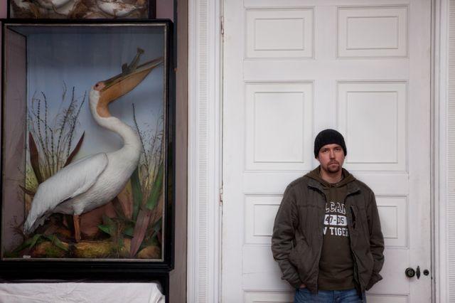 Tom Craig. And a Pelican