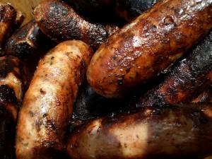 Sausages! Sausages!! Sausages!!!