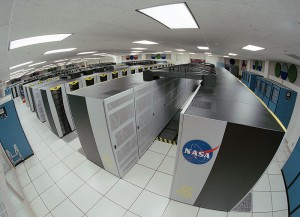 The supercomputer used to count the Shoot Up poll results, yesterday