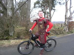 Roman in the gloamin'