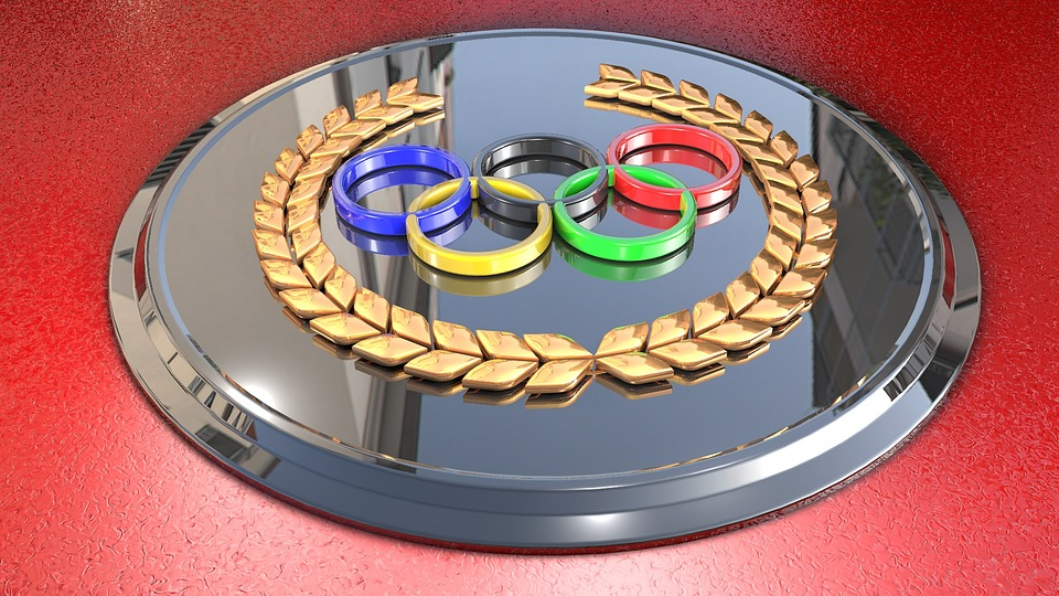 Olympic pictorial filler