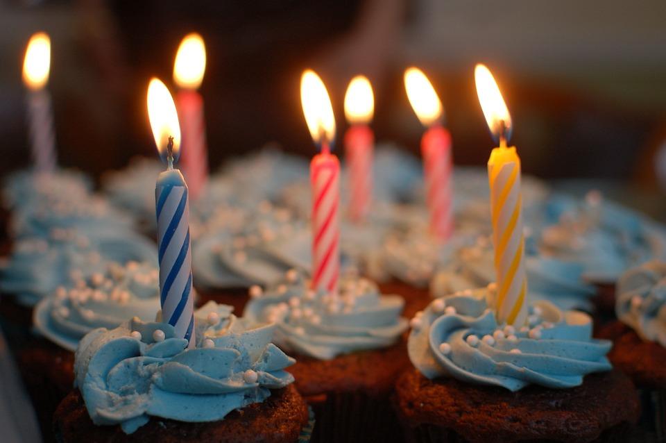 Happy birthday to you! Happy birthday Diabetes, happy birthday to you!