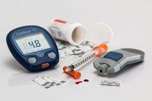 Diabetes detritus
