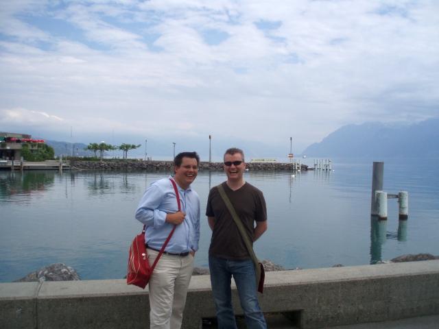 Tim and Yoan