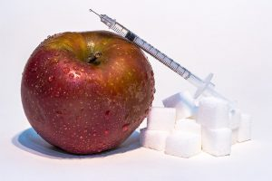 Some very weird diabetes-related stock photography