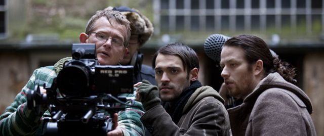 Steve Watson with Daniel Romero and Sean Ford (Directors)