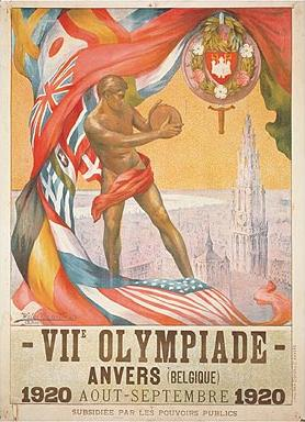 Trying to find a copyright-free Olympic-related image is not easy