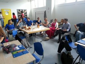 European bloggers proving they can talk as well as write