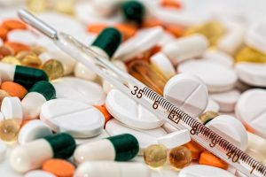 Metformin might look like this, but it doesn't