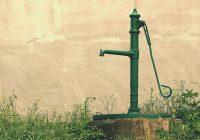 No, not that sort of pump